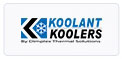 Koolant Koolers Logo for Water Chillers