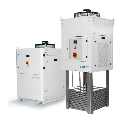 Industrial Air Cooled Water Chillers for Closed Loop Water Cooling